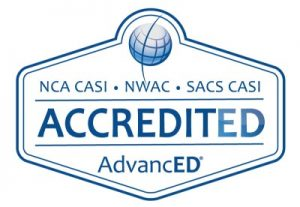 Southern Association of Colleges and Schools (SACS) / AdvancED logo