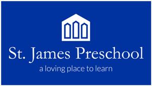 St James Preschool logo