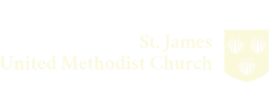 St James United Methodist logo